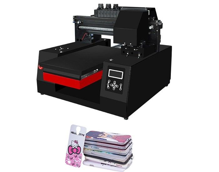 Small Format A3 Size Uv Flatbed Printer 3060 For Mobile Phone Case CE Approved