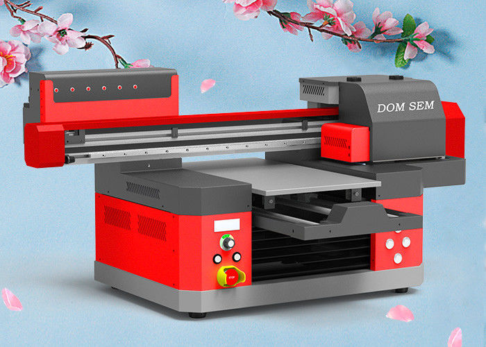 Stable UV Digital Printing Machine , LED UV Flatbed Printer For Glass